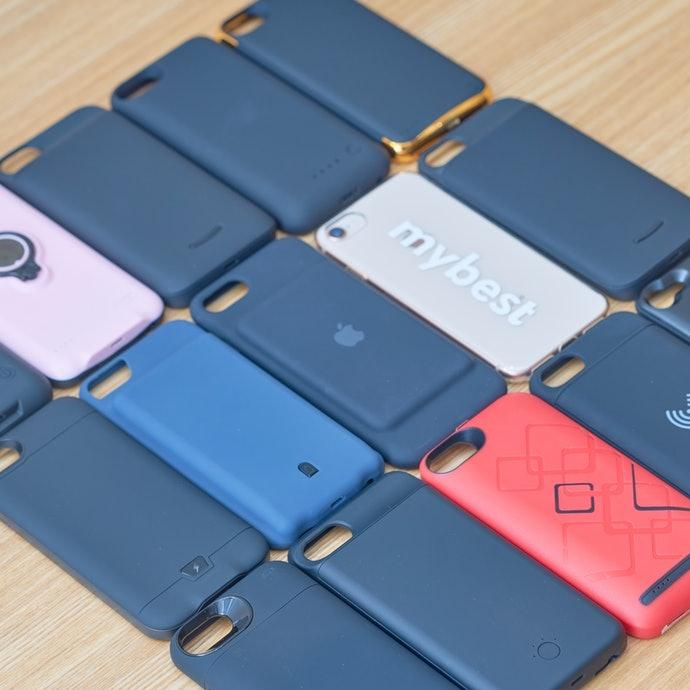 開箱評比19款人氣 iPhone用背蓋式行動電源
